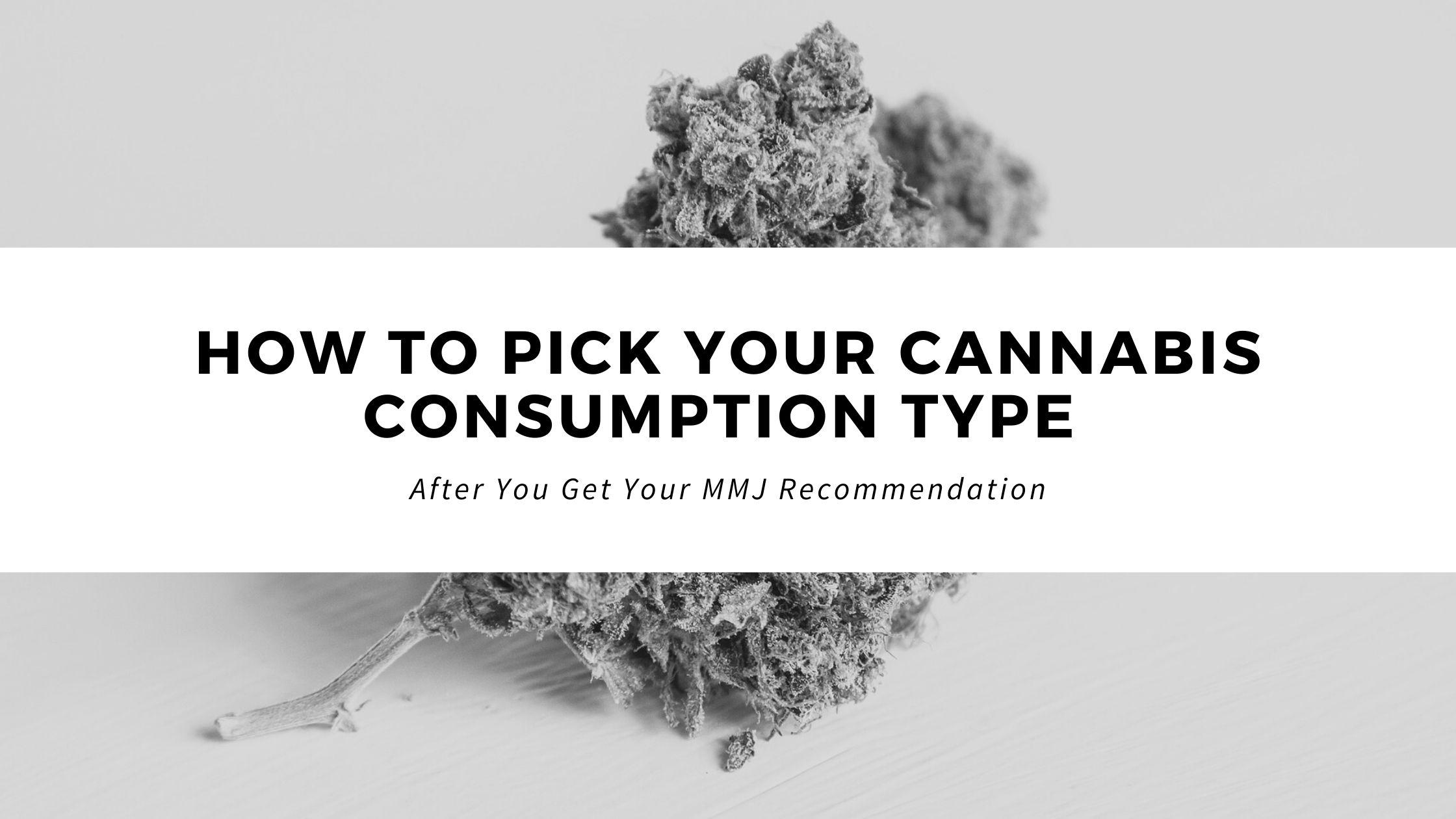 MMJ Recommendation